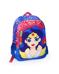 DC Super Hero Girls Mochila con Luz