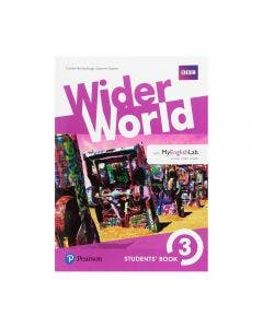 Wilder World 3 Student´s Book With Mel