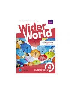 Wilder World 4 Student´s Book With Mel