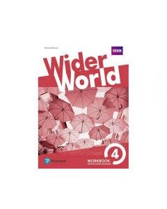 Wilder World 4 Workbook