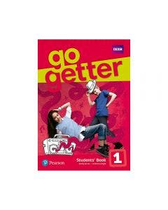 Go Getter 1 Student´s Book With Mel