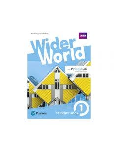 Wider World 1 Student's Book with Mel