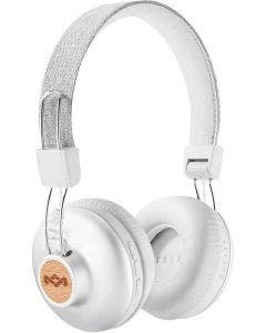 Auriculares Marley Positive Vibration 2 Bluetooth Plata