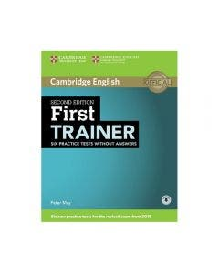 First Trainer Six Practice Test Without Answers With Cd