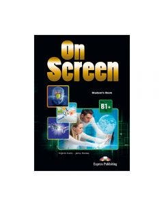 On Screen B1+ Students Book and Writing