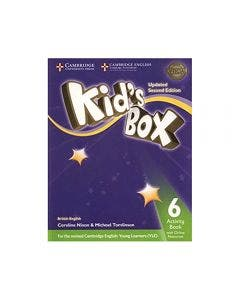 Kids Box 6 Activity Book 2nd Edition+