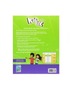 Kids Box 5 Updated 2nd Edition Activity Book