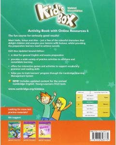 Kids Box 2nd Edition Activity Book
