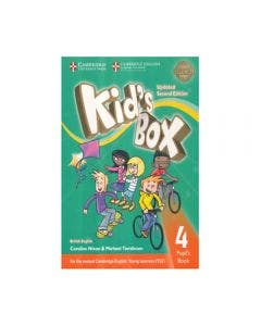 Kid Box 4 2nd Edition Pupils Book