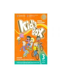 Kids Box 3 2nd Etidion Pupil´s Book