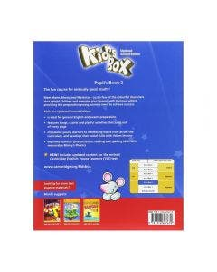 Kid Box 2 2nd Edition Pupils Book