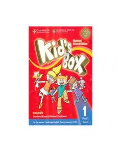 Kids Box 1 UPDATED 2nd Edition Pupils Book