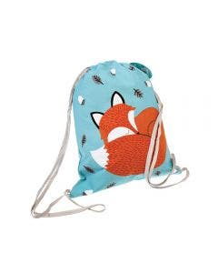 Mochila Infantil con Cordón Rusty The Fox