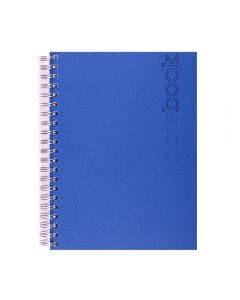 Notebook Planning con Espiral Cangini Filippi Azul