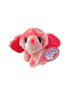 Peluche Sassy Scents Strawberry Elefante