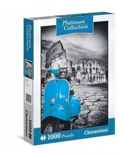 Clementoni Puzzle Platinum Collection El Coliseo1000 Piezas