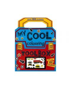 My Cool Colouring And Sticker Toolbox