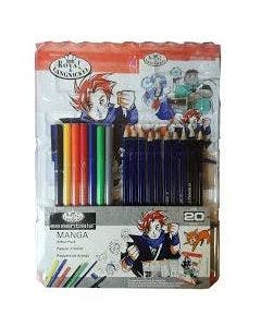 Royal Set de Lapices Blister de artista Manga RD564