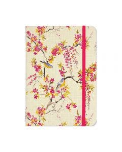 Libreta Blossoms & Bluebirds