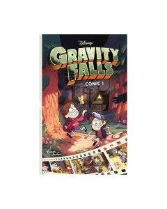 Gravity Falls Cómic 1
