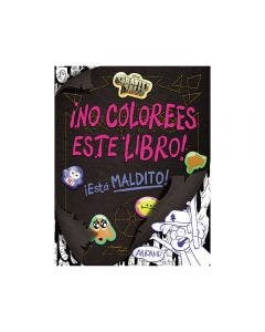 Gravity Falls No Colorees Este Libro