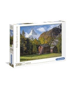 Clementoni Puzzle Fascination With Matterhorn