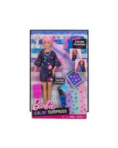 Barbie Muñeca sorpresa color
