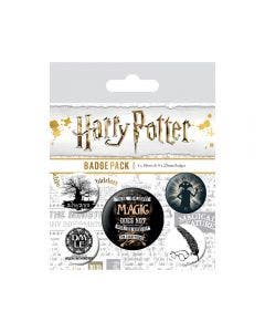 Harry Potter Set de Pins
