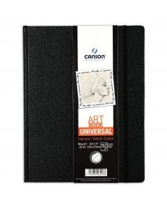Artbook Canson A4 96g