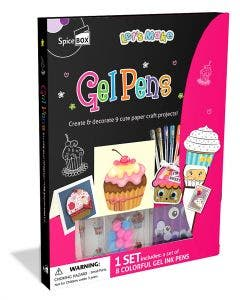 Gel Pen Kit Spicebox