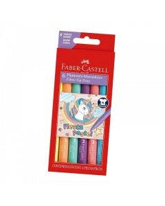 Faber Castell Marcador Fiesta Pastel x 6 colores