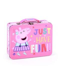 Cartera de Metal Peppa Pig