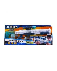 X Shot Pistola Hawk Eye
