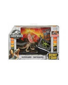 Jurassic World Figura Destructasaurs