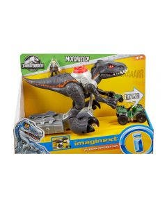 Jurassic World Imaginext Indoraptor Perseguidor