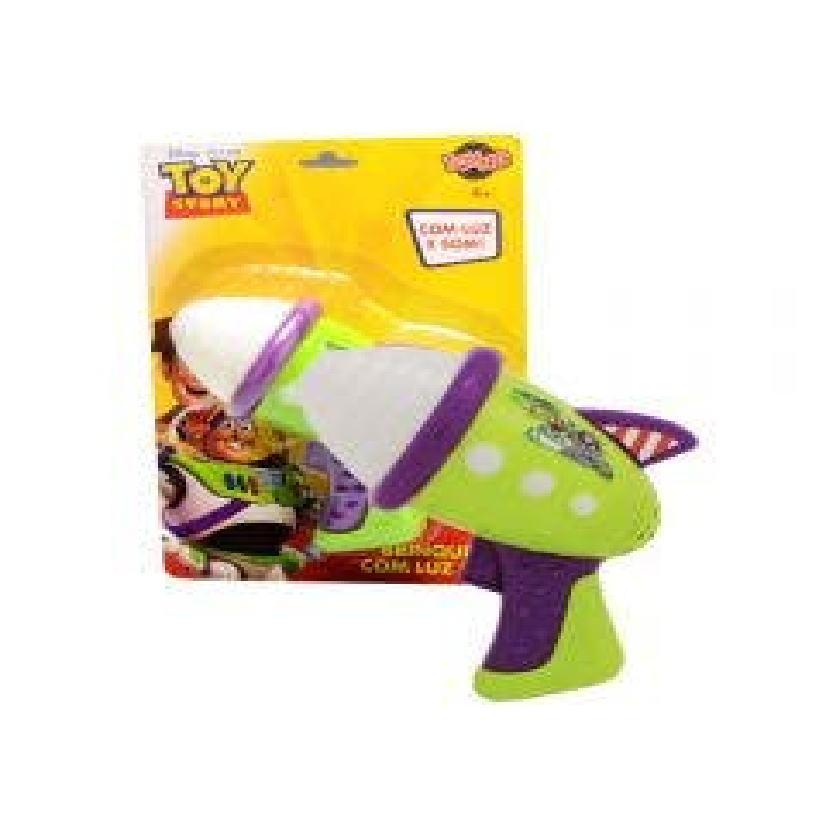Toy Story Pistola con Luz y Sonido