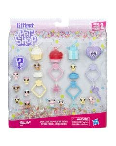 Hasbro Littlest Pet Shop Figuras Surtidas E0400
