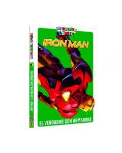 Mi Primer Comic Iron Man