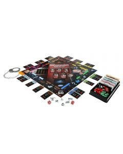 Hasbro Juego Monopoly Cheaters Edition