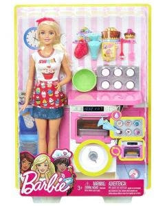 Barbie - Chef de pastelitos