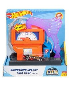 Hot Wheels Playset City Surtido