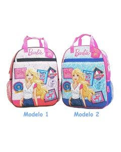 Mochila Barbie Color Turquesa 16""