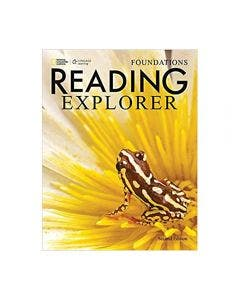 Reading Explorer Foundations Student's Book with Online Workbook