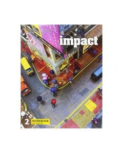 Impact 2 Workbook with CD