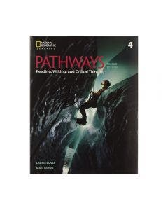 Pathways 4 Student's Book with Online Workbook