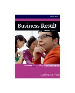 Business Result Advanced Students Book With Online Practice