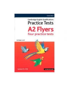 Flyers Practice Tests Students Book With CD