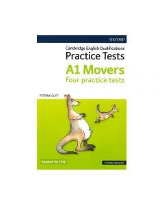 A1 Movers Practice Tests With CD