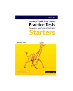 Starters Practice Tests With CD