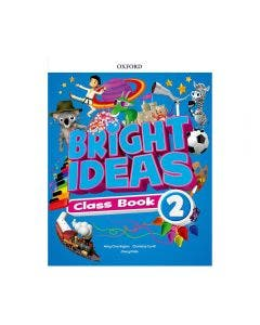 Bright Ideas Level 2 Class Book
